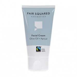 Fair Squared Facial Cream 50ml (Olive Oil & Apricot) - Fair Squared