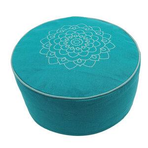 Yoga/Mediationskissen aus Bio-Baumwolle (Höhe 10 cm, versch. Farben) - Frida Feeling