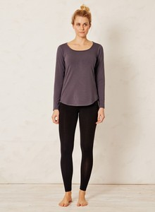 Bamboo Basic Top, Grau - Braintree