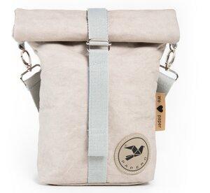 Lunchbag aus Papier , für Pausenbrot, waschbar, wasserfest von Papero - PAPERO