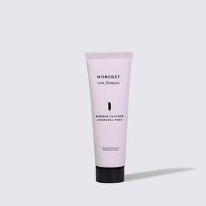 Mask Charbon / Gesichtsmaske mit Aktivkohle 50ml - MONERET