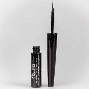 Naturkosmetik - Liquid Eyeliner - talkfrei - vegan - schwarz - benecos