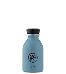 24bottles 0,25l Edelstahl Trinkflasche - verschiedene Farben - 24bottles