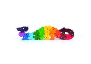 Puzzle Drache - El Puente