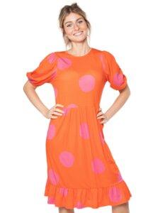 "Damen Kleid aus Eukalyptus Faser ""Luna"" - CORA happywear"