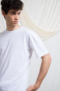 Recyceltes T-Shirt für Herren aus Baumwolle Yves - Rifò - Circular Fashion