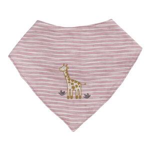 Baby Dreieckstuch rosa Öko People Wear Organic - People Wear Organic