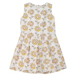 Kleid BOUQUET PRINT (GOTS zertifiziert) - Organics for Kids