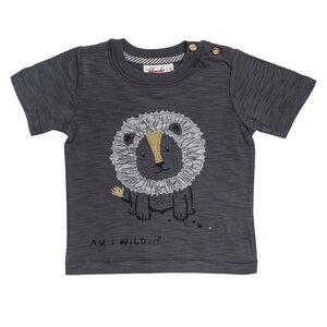 Baby und Kinder T-Shirt Löwe reine Bio-Baumwolle - People Wear Organic