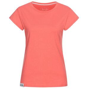 Damen Basic T-Shirt unicolor - Lexi&Bö
