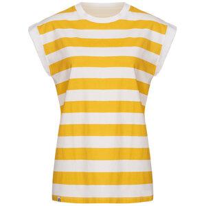 Yellow Stripes Summer Shirt - Lexi&Bö