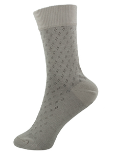 Grödo Damen und Herren Jacquard Socken Bio-Baumwolle - grödo