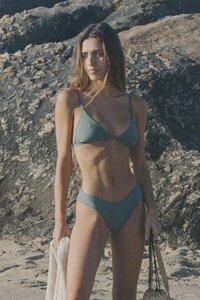 Bikini Top FLOR - SAGE - OCEANCHILD