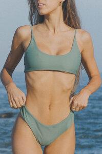 Bikini Top IRIS - SAGE - OCEANCHILD