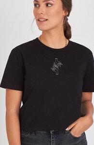 Reine, weiche Bio-Baumwolle - klassisches Shirt / freenature - Kultgut
