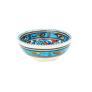 Müslischale aus Keramik Flor/Olas - Mitienda Shop