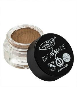BrowMade Augenbrauen Pomade - PuroBIO Cosmetics