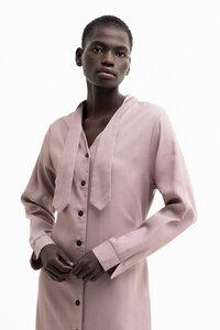 MILLO - Damen Hemdkleid aus Bio-Baumwolle - SHIPSHEIP