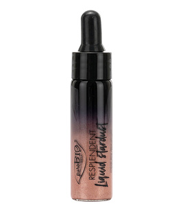 Liquid Stardust Luminizer vegan, für ultimative Strahlkraft - PuroBIO Cosmetics