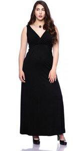 BELLA wendbares Maxi Kleid aus Bambus-Viskose - Ingoria