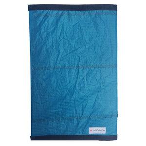 Handgearbeitete Notebook-Tasche Segeltuch Canvas UNIKAT 16-17 Zoll - Beachbreak