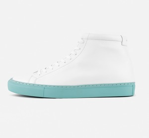 Mid Top Sneaker - Unisex - Clean Design - Recycled - Kulson