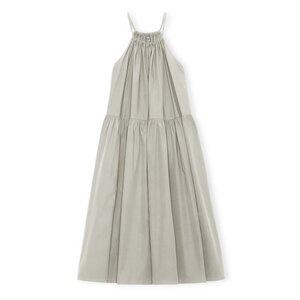 Lina Trägerkleid One Size aus Popeline Bio Baumwolle - CARE BY ME