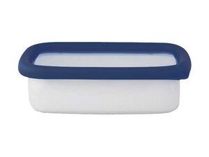 Vorratsdose aus Emaille mit Deckel, 0,42 l - Honey Ware