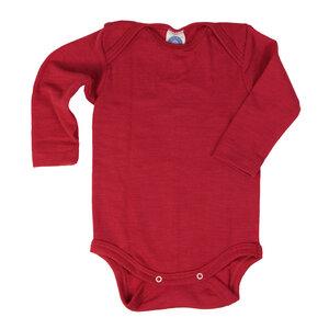 Cosilana Baby-Body Langarm Wolle Seide - Cosilana