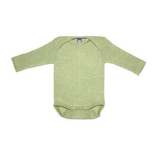Cosilana Baby-Body Langarm Bio Baumwolle kbT Wolle Seide - Cosilana