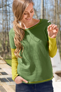 Doubleface Shirt - Maas