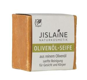 Olivenöl-Seife im Block, 200g - Jislaine Naturkosmetik