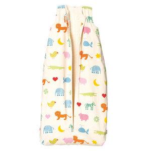 Kinder Schlafsack mit Plüschfutter - Cotonea