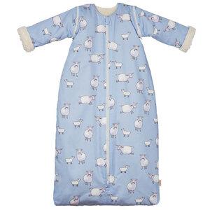 Kinder Schlafsack Schlafsack abnehmbare Ärmel - Cotonea