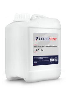 FEUERFEST Brandschutzimprägnierung für Textilien - DIN 4102-B1 - 2,5l - FEUERFEST®