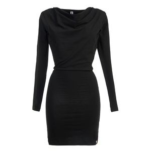 Kleid FRIDA schwarz - Lovjoi