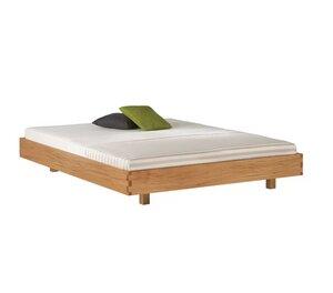 Massivholz Bett Bettgestell PADIO - Holzmanufaktur