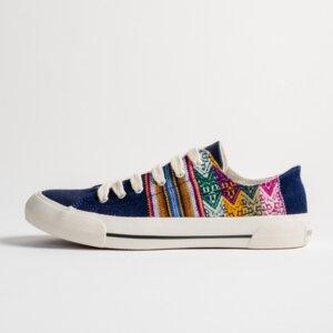 ANQA VEGAN - Handgefertigte Sneaker aus Peru - INKAICO