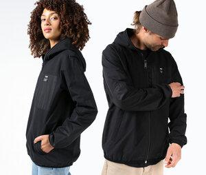 Unisex Softshell-Jacke aus 100% Naturmaterialien von JECKYBENG - JECKYBENG