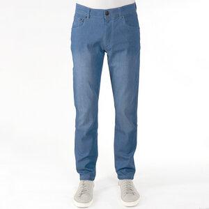 """Sommer Jeans """"REGULAR SUMMER"""" aus hellem Bio-Baumwoll-Denim - fairjeans"""