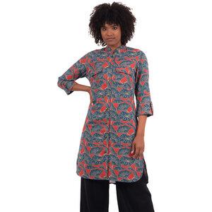 """Damen Kleid aus (GOTS) Bio Baumwolle """"Ciara"""" - Chapati Design"""