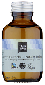 FAIR SQUARED Facial Cleansing Lotion, sanfte Reinigung mit Grünteeextrakten, in zwei Größen erhältlich - Fair Squared