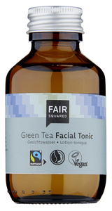 FAIR SQUARED Facial Tonic Green Tea, erfrischendes Mizellenwasser mit Grünteeextrakten, in zwei Größen erhältlich - Fair Squared