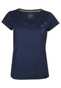 Damen T-Shirt Little Flowers - Elkline