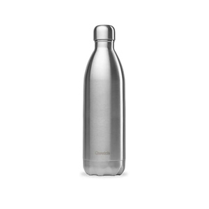 Thermoflasche 1000 ml originals Edelstahl - Qwetch