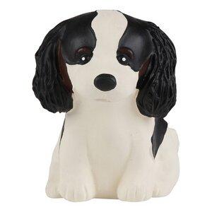 HEVEA Babyspielzeug - Greifling Hund Naturkautschuk - Hevea