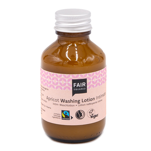 FAIR SQUARED Intimate Washing Lotion, speziell für den Intimbereich abgestimmte Waschlotion mit ph-Wert 4,5, in zwei Größen erhältlich - Fair Squared