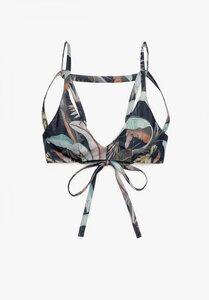 Bikini Top KAALA LAU aus regeneriertem & recyceltem Material - Lovjoi