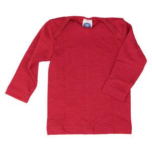 Cosilana Kinder Unterhemd Langarm kbT Wolle Seide - Cosilana