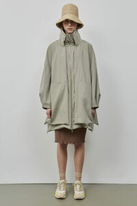 Visby Coat - Pale Olive - Embassy of Bricks and Logs